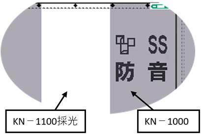 防音シート 仕様図